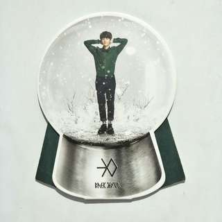 WTS BAEKHYUN MIRACLES IN DECEMBER STANDEE