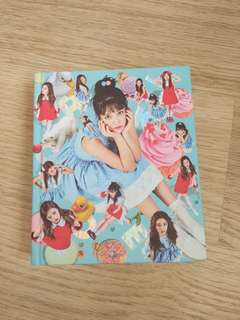 Red Velvet Rookie CD Wendy 卡