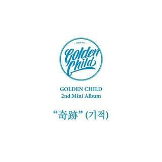 GOLDEN CHILD 2ND MINI ALBUM