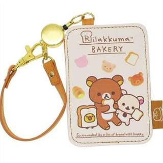 【現貨/售完下架】拉拉熊/RILAKKUMA:伸縮式*票夾(尺寸:73×106×7mm)_免運。