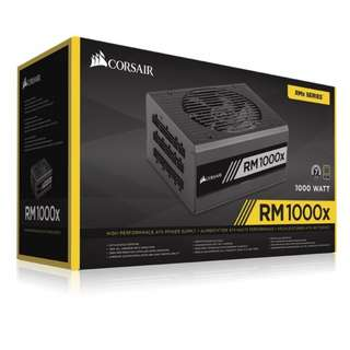 Brand New Corsair RM1000x Power Supply (last unit)