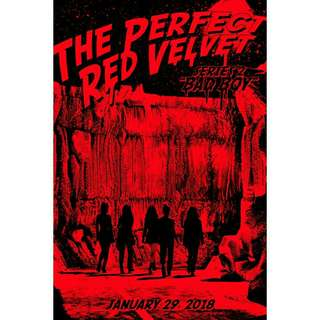 RED VELVET THE PERFECT VELVET ALBUM