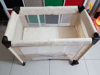 Hauck Dream n Care Baby Cot