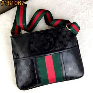PO.3-5hari. Gucci bag. Size 26x20cm. (LIMITED STOCK). 2 Warna.