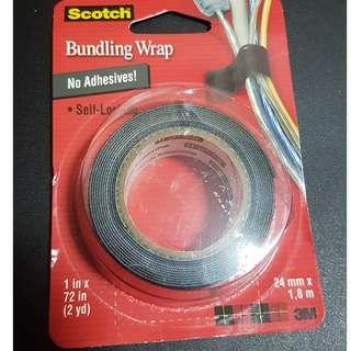 🚚 3M Scotch Bundling Wrap 1 in. x 72 in.
