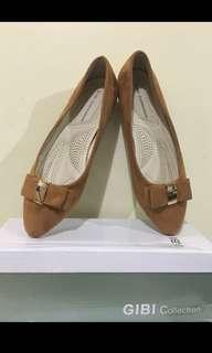 Gibi gamuza doll shoes (7')