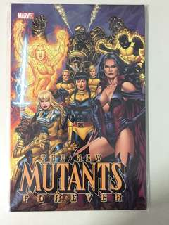 Marvel, The New Mutants Forever, NM, TPB