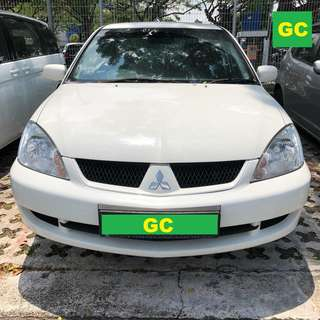 Mitsubishi Lancer 1.6 Manual RENTING OUT PROMOTION RENT FOR Grab/Ryde/Personal