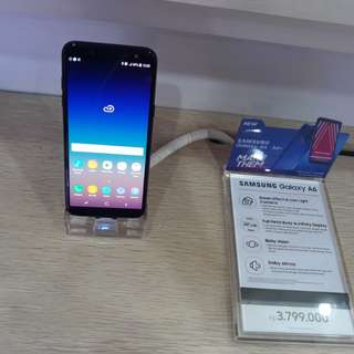 Samsung A6 2018 Promo Bunga 0,99%