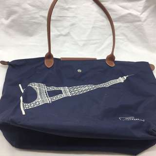 ** Longchamp tote bag