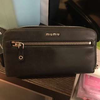 Miu Miu Long Wallet