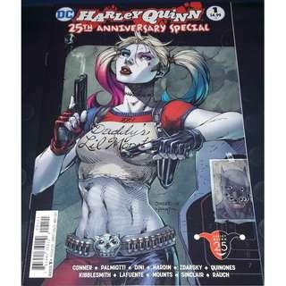 Harley Quinn 25th Anniversary Special #1B