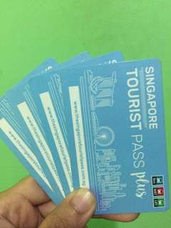 SG tourist pass plus