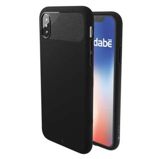 Caudabe Sheath for iPhone X Black/Navy/Red
