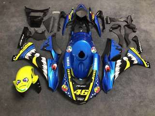 Yamaha YZF R1 Fairing Kit