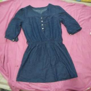 CLEARANCE SALE! Denim Dress