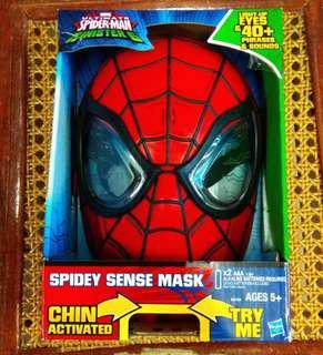蜘蛛俠發聲面具Spidey Sense Mask