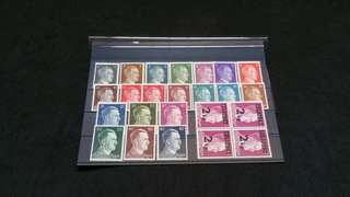 GERMANY STAMPS ( DK - 0173 )
