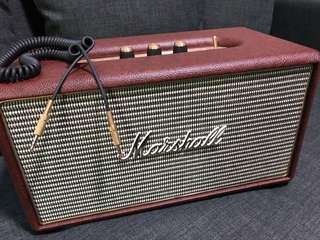 Marshall Stanmore Bluetooth Amplifier