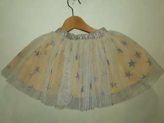 Cotton on little treasure skirt Tulle