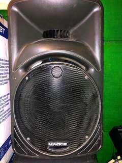 Mackie SRM 450 Active Speaker(Pair)