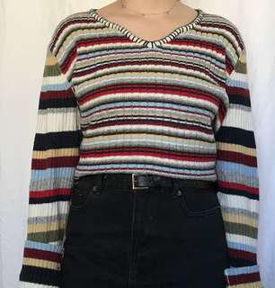 Groovy vintage sweater