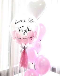 🚚 Helium Balloons - customization