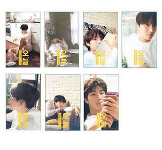 BTS 2018 Exhibition Photocards
