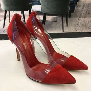 Gianvito Rossi Seude High Heel