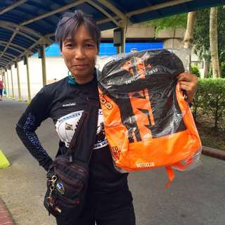 KTM RACING EVENT BAG