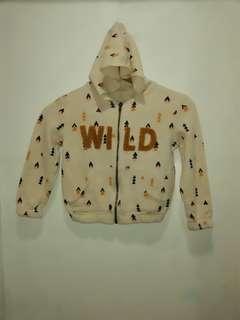 Zara Girls Hoodie Jacket