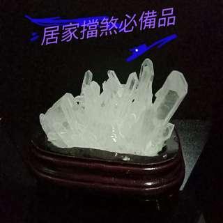 🚚 白水晶柱