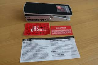 JHS Ernie Ball Volume Pedal Jr Mod