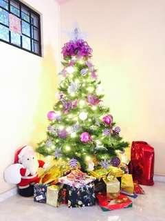Christmas Tree with full decor