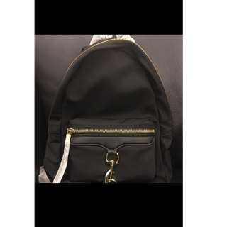 全新Rebecca Minkoff 熱銷款尼龍後背包,買就送全新貓咪布包。Brand new Rebecca Minkoff Best Selling Backpack.