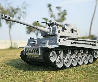 RC tank 1:18