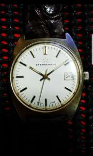 Vintage Eterna  Matic automatic watch