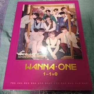 Wanna One Unofficial Photobook