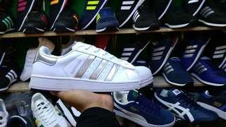 Adidas Superstar Strip Silvet