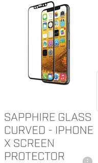 IPHONE X SCREEN ARMOUR RRP 59.95