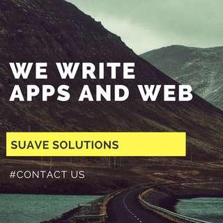 寫Apps/Web服務