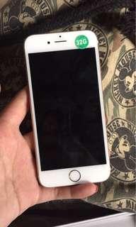 Iphone6s 32gb gpp rosegold😘