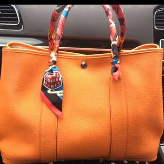 Hermes Garden Party 36 (exclude twilly)