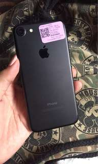 Iphone7 32gb matte black