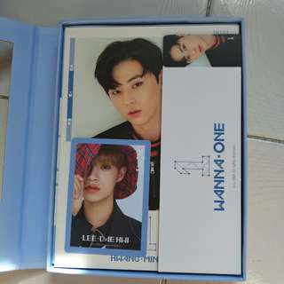 WTT/WTS WANNA ONE TO BE ONE TBO SKY VER