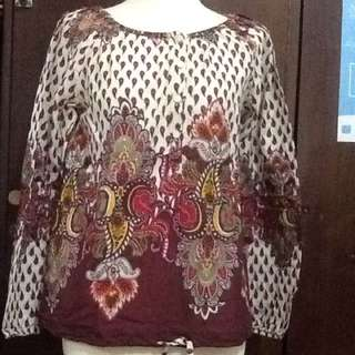 Blouse Cotton