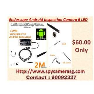 Endoscope Camera Flexible Camera