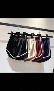 🚚 必備單品 緞面短褲🔥 預購無現貨