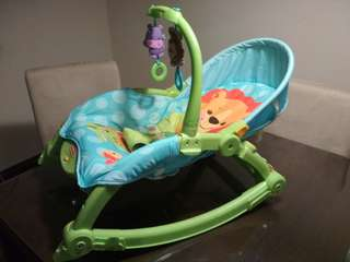 Fisher Price Newborn-to-Toddler Rocker