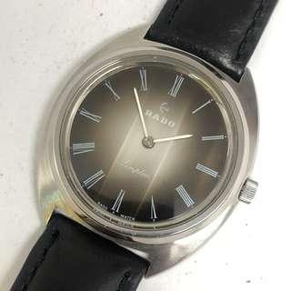 Rado Timplon Vintage Winding Watch